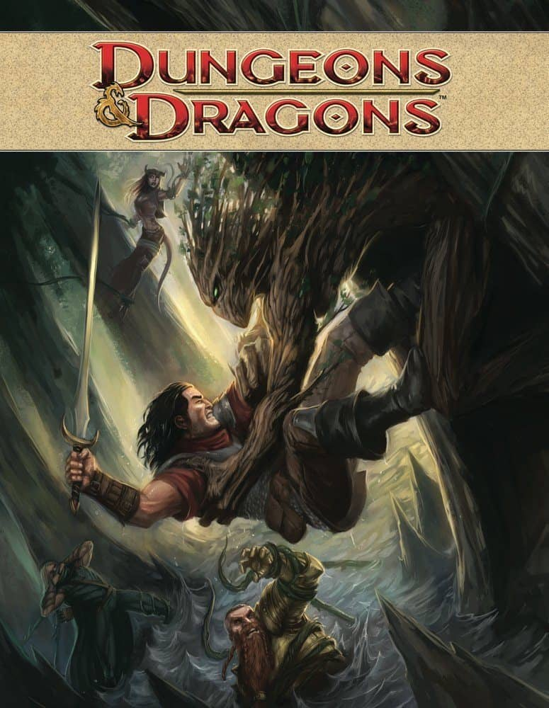 D&D 2nd Edition